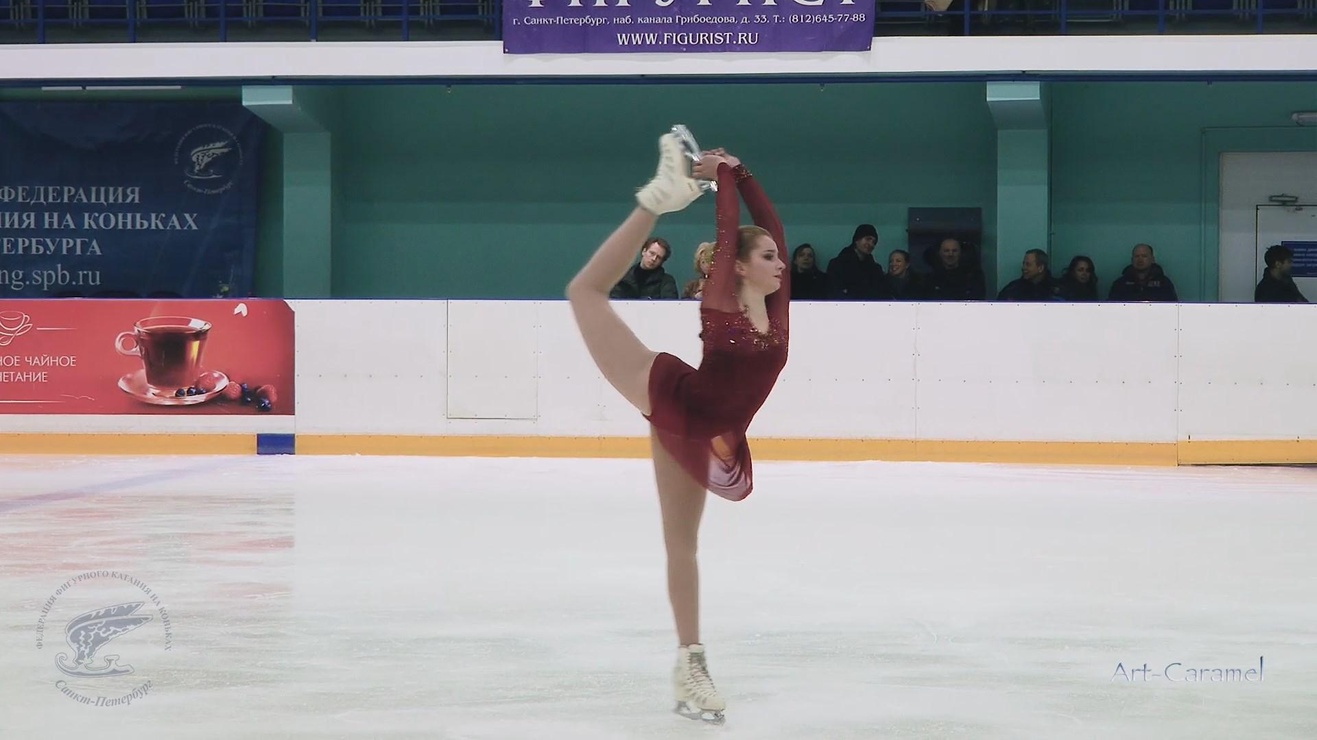 Первенство СПб Младший возраст 10-15 февраля 2019