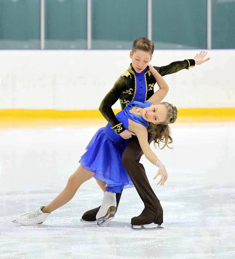 Всероссийские соревнования на призы Федерации 2017